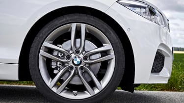 BMW 220d Convertible - wheel