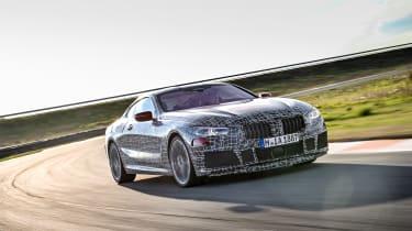 New BMW 8 Series