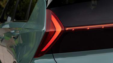 Hyundai Bayon - brake light