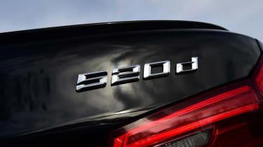 BMW 5 Series - 520d badge