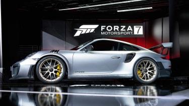 Porsche 911 GT2 RS E3 reveal