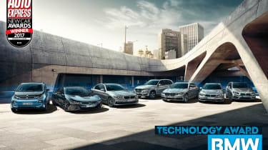BMW - 2017 Tech Award winner