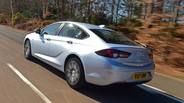 Vauxhall Insignia Grand Sport - rear