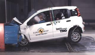 Fiat Panda NCAP