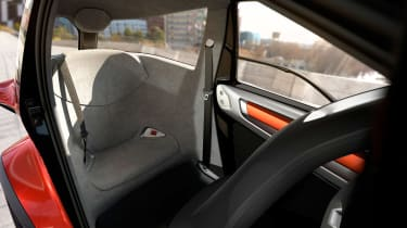 SEAT Minimo concept - rear seat