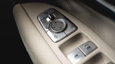 Genesis G70 - buttons