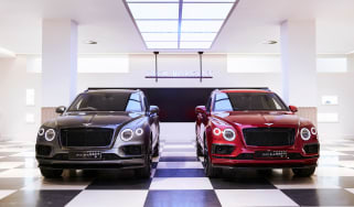 Bentley Bentayga Huntsman - front static