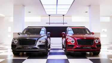 Bentley Bentayga Huntsman - front static