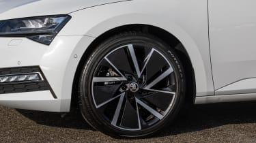 Skoda Superb iV - wheel