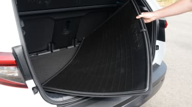 Skoda Karoq - boot feature