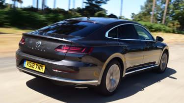 Volkswagen Arteon 1.5 petrol TSI rear quarter