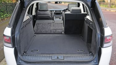 Range Rover Sport - boot