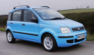 Best cheap fuel efficient cars - Fiat Panda