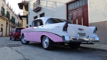 Cuba feature - Chevy Bel Air