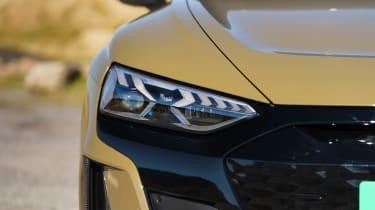 Audi RS e-tron GT - front light