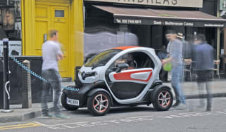 Renault Twizy: First report