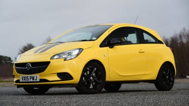 Vauxhall Corsa - front static