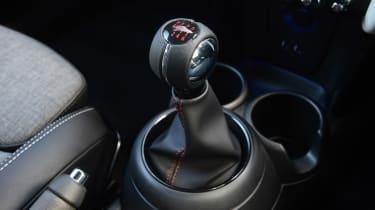 MINI Cooper - transmission