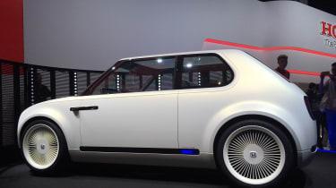 Honda Urban EV concept side 2