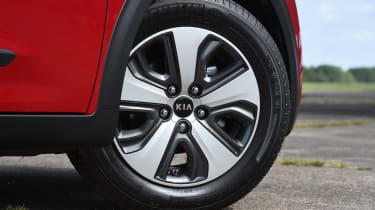 New Kia Niro '2' - wheel