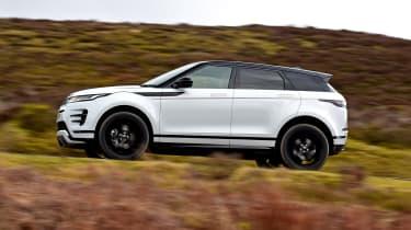 Range Rover Evoque - side