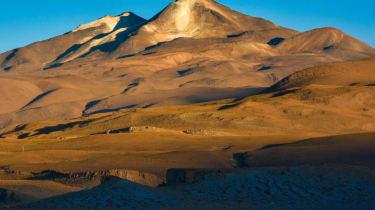Record breaking roads - Uturunku, Bolivia