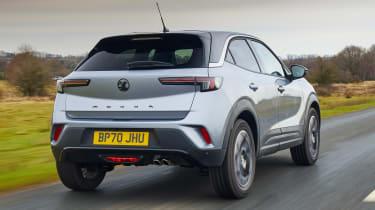 Vauxhall Mokka - rear