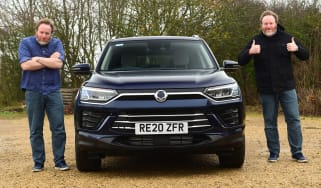SsangYong Korando long termer - final report header