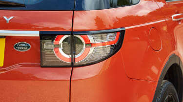 Land Rover Discovery Sport - rear lights
