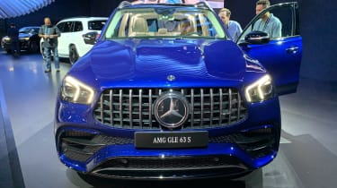 Mercedes-AMG GLE 63 S - Los Angeles full front
