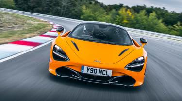 McLaren 720S Track Pack - full front