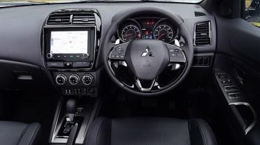 Mitsubishi ASX - dash