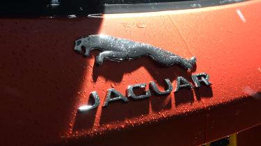 Jaguar F-Pace SVR - Jaguar badge