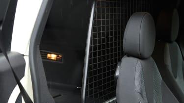 MINI Clubvan rear interior