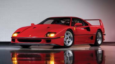 1991 Ferrari F40