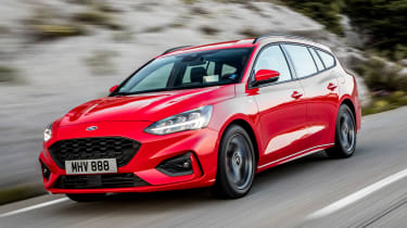 Ford Focus Estate - front