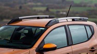 Dacia Sandero Stepway - profile