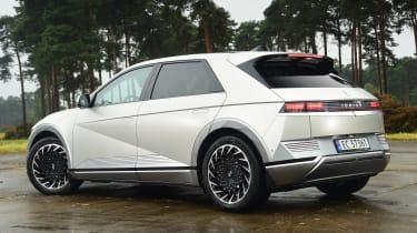 Hyundai Ioniq 5 - rear