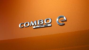 Vauxhall Combo-e Life - badge
