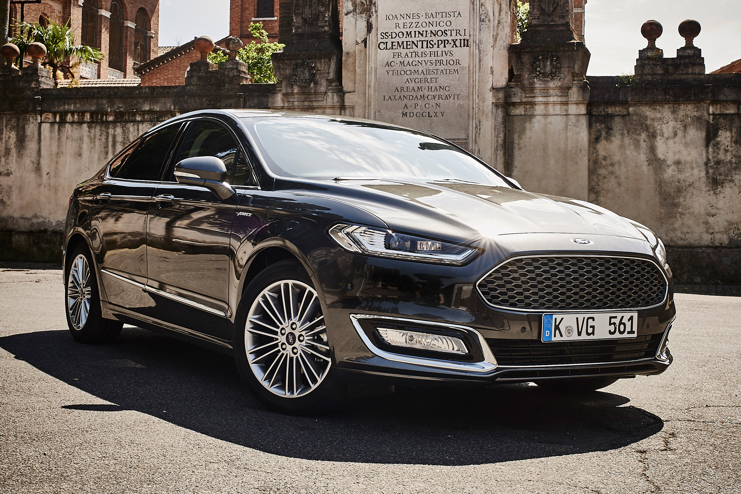 Ford S Upmarket Vignale Brand Very Important For Company S