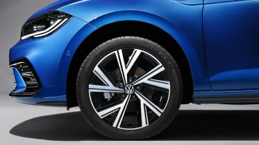 Volkswagen Polo - wheel