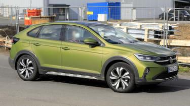 Volkswagen Taigo - front