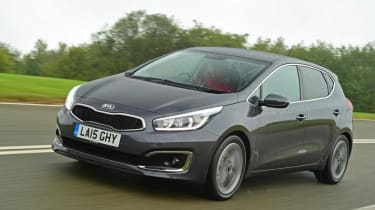 Kia Cee'd - most reliable cars