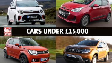Best Company Cars under £15k - header