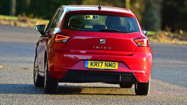 Long-term test review: SEAT Ibiza - first report rear