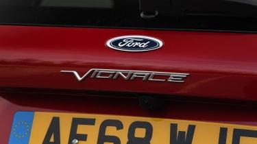 Ford Focus Vignale - badge