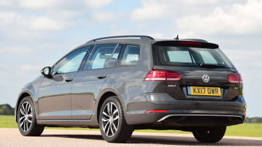 Volkswagen Golf Estate - rear static