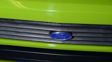 Ford Fiesta Mk1 - badge