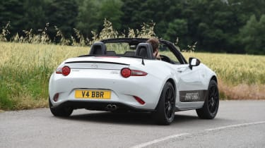 BBR Mazda MX-5 Turbo - rear