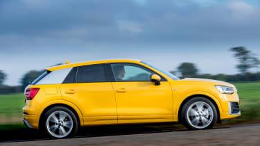 Audi Q2 - side